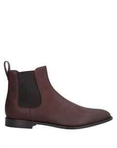 Полусапоги и высокие ботинки Castori