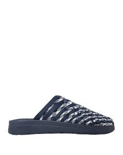 Мюлес и сабо Malibu sandals x missoni