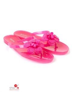 Вьетнамки цвет розовый Baon