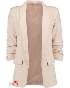 Пиджак цвет розовый Haily's