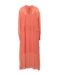 Длинное платье Calvin klein