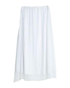 Длинная юбка Blu bianco