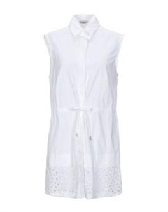 Pубашка Blu bianco