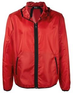 n?21 классическая спортивная куртка 46 красный No21