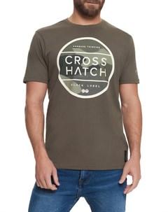 Футболки Crosshatch