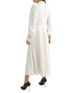 Длинное платье Victoria beckham