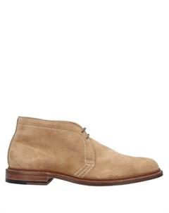 Полусапоги и высокие ботинки Alden