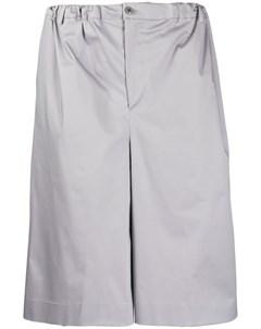 Sartorial monk шорты свободного кроя 52 фиолетовый Sartorial monk