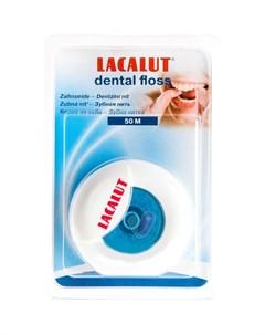 Лакалют Dental floss Зубная нить 50м Lacalut