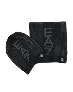 Комплект шапка шарф Ea7