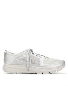 Satisfy кроссовки с сетчатыми вставками 11 5 серый Satisfy