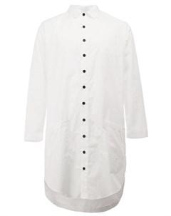 Christopher nemeth рубашка с английским воротником l белый Christopher nemeth
