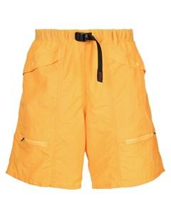 Battenwear шорты с поясом m оранжевый Battenwear