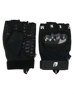 Undercover перчатки митенки один размер черный Undercover