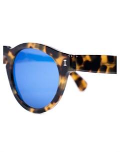 Illesteva солнцезащитные очки leonard c 62 40 коричневый Illesteva