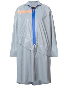 Martina spetlova светоотражающее пальто на молнии 8 серый Martina spetlova