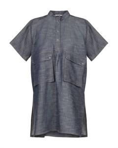 Джинсовая рубашка Hache