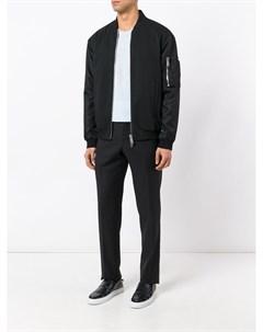 Aiezen брюки со складками 50 черный Aiezen