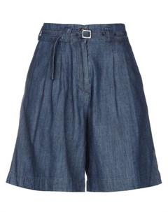Джинсовые шорты Woolrich