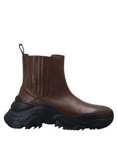 Полусапоги и высокие ботинки No21