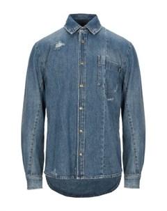 Джинсовая рубашка Mcq alexander mcqueen