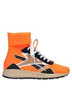 Высокие кеды и кроссовки Reebok x victoria beckham