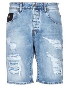 Джинсовые шорты John richmond