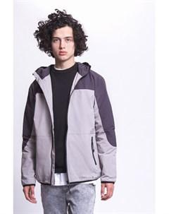 Ветровка Delta Fully Zipped Grey Grey XL Skills