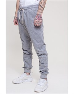 Брюки Sweat Jogger Pants Grey Melange 2XL Truespin