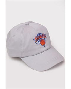 Бейсболка New York Grey O S Skills