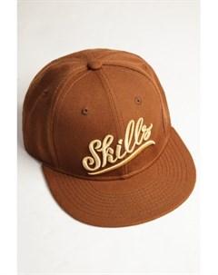 Бейсболка 02 Brown O S Skills