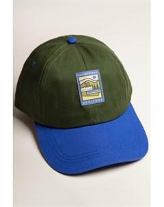 Бейсболка Classic Cap Green Blue O S Запорожец