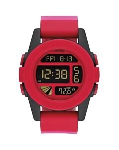 Часы Unit RED FADE Nixon