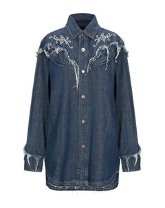 Джинсовая рубашка Alanui