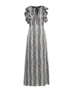 Длинное платье Alexa chung