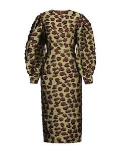 Платье миди Tata naka
