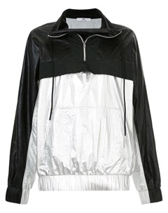 camilla and marc куртка анорак phoenix с эффектом металлик 8 серебристый Camilla and marc
