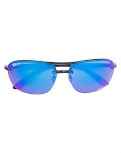 Массивные солнцезащитные очки Ray-ban®