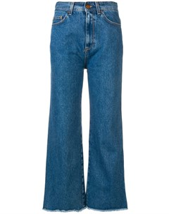 Rodebjer укороченные джинсы 27 синий Rodebjer