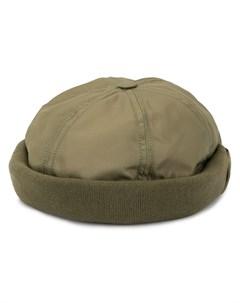 Beton cire шапка miki bomber air force один размер зеленый Beton cire