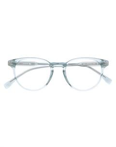 Очки в круглой оправе Lacoste