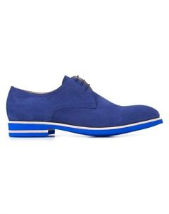 B store туфли со шнуровкой dario 41 синий B store