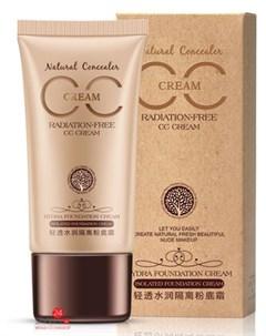 CC крем Isolation Foundation Cream слоновая кость 40 г Bioaqua