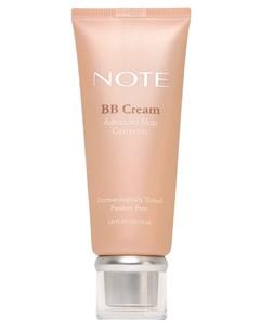 Крем ББ для лица 01 BB CREAM 35 мл Note cosmetics