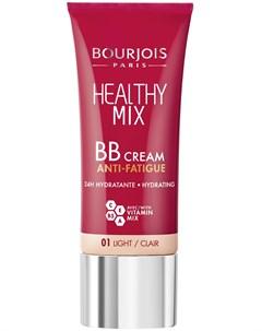 BB крем для лица 1 Healthy Mix Bourjois