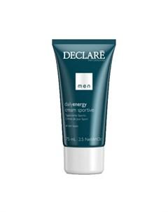 Крем омолаживающий для активных мужчин Anti Wrinkle Cream Sportive 75 мл Declare