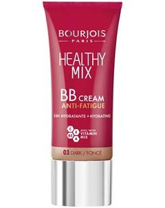 BB крем для лица 3 Healthy Mix Bourjois