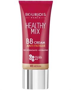 BB крем для лица 2 Healthy Mix Bourjois