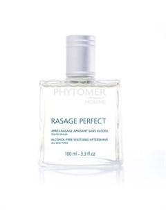 Лосьон успокаивающий после бритья без спирта RASAGE PERFECT SOOTHING AFTER SHAVE 100 мл Phytomer