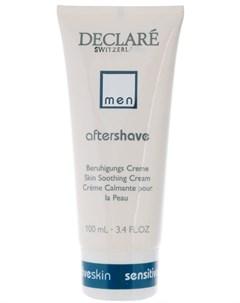 Крем успокаивающий после бритья After Shave Soothing Cream 100 мл Declare